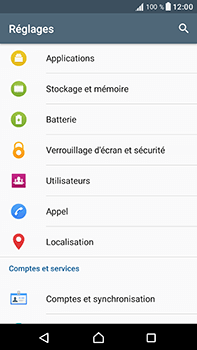 Sony Xperia XA1 Ultra - Sécuriser votre mobile - Activer le code de verrouillage - Étape 4