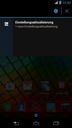 Motorola RAZR i - Internet - Automatische Konfiguration - 2 / 2