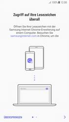 Samsung Galaxy A5 (2017) - Android Nougat - Internet und Datenroaming - Verwenden des Internets - Schritt 5