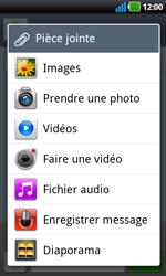 LG P970 Optimus Black - MMS - envoi d'images - Étape 8