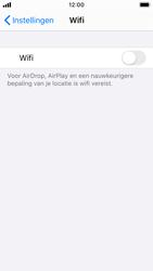 Apple iPhone SE - iOS 13 - Wi-Fi - Verbinding maken met Wi-Fi - Stap 4