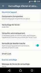 Sony Xperia X - Sécuriser votre mobile - Activer le code de verrouillage - Étape 13