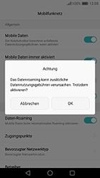 Huawei Honor 8 - Ausland - Im Ausland surfen – Datenroaming - Schritt 9