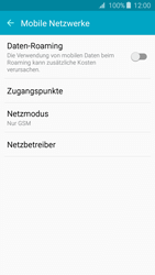 Samsung J320 Galaxy J3 (2016) - Netzwerk - Netzwerkeinstellungen ändern - Schritt 7