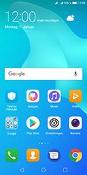 Huawei Y5 (2018) - Fehlerbehebung - Handy zurücksetzen - Schritt 4