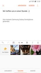 Samsung G390F Galaxy Xcover 4 - E-Mail - E-Mail versenden - Schritt 12