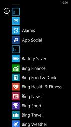 Nokia Lumia 930 - E-mail - Sending emails - Step 3