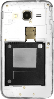 Samsung G360F Galaxy Core Prime - SIM-Karte - Einlegen - Schritt 4