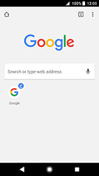 Sony Xperia XA2 - Internet - Internet browsing - Step 16