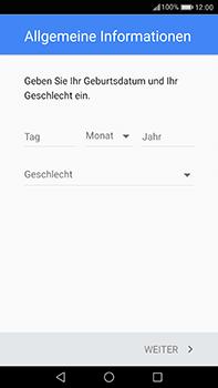 Huawei P10 Plus - Apps - Einrichten des App Stores - Schritt 6