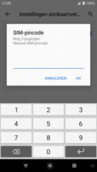 Sony xperia-xz-premium-g8141-android-pie - Beveiliging en ouderlijk toezicht - Hoe wijzig ik mijn SIM PIN-code - Stap 9