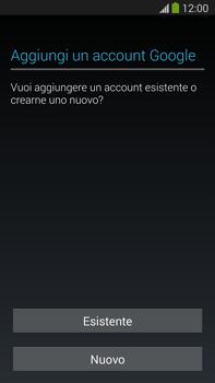 Samsung Galaxy Note III LTE - Applicazioni - Configurazione del negozio applicazioni - Fase 4