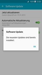 Samsung Galaxy S6 - Software - Installieren von Software-Updates - Schritt 10