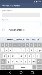LG G4c - E-Mail - Konto einrichten - 0 / 0