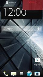 HTC One Mini - Operazioni iniziali - Installazione di widget e applicazioni nella schermata iniziale - Fase 8