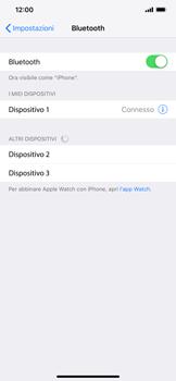 Apple iPhone XS Max - Bluetooth - Collegamento dei dispositivi - Fase 8