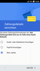 HTC U Play - Apps - Konto anlegen und einrichten - 19 / 22