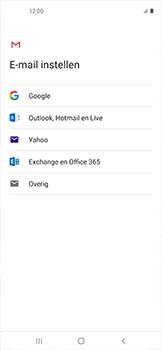 Samsung galaxy-xcover-pro-sm-g715fn - E-mail - Handmatig instellen - Stap 9