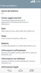 LG G3 - Software - Installazione degli aggiornamenti software - Fase 7