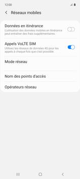 Samsung Galaxy A51 5G - Premiers pas - Configurer l