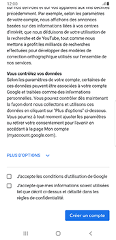 Samsung Galaxy S9 Plus - Android Pie - Applications - Configuration de votre store d