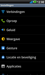 LG P990 Optimus 2X Speed - bluetooth - aanzetten - stap 4