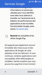 HTC Desire 530 - Premiers pas - Créer un compte - Étape 22