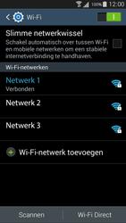 Samsung Galaxy S3 Neo - wifi - handmatig instellen - stap 8