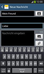 Samsung S7275 Galaxy Ace 3 - MMS - Erstellen und senden - Schritt 14