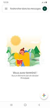 Samsung Galaxy A20e - E-mails - Ajouter ou modifier votre compte Gmail - Étape 7