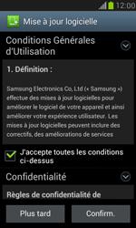 Samsung I8190 Galaxy S III Mini - Appareil - Mises à jour - Étape 8