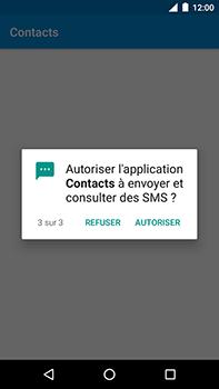 Motorola Moto E4 Plus - Contact, Appels, SMS/MMS - Ajouter un contact - Étape 11