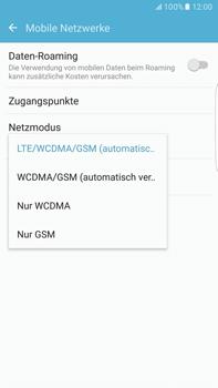 Samsung Galaxy S6 edge+ - Netzwerk - Netzwerkeinstellungen ändern - 6 / 7