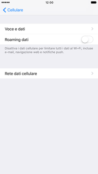 Apple Apple iPhone 7 Plus - MMS - Configurazione manuale - Fase 5