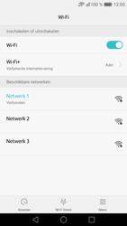 Huawei Huawei P9 Lite - Wi-Fi - Verbinding maken met Wi-Fi - Stap 8