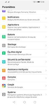Huawei Y6 (2019) - Sécuriser votre mobile - Activer le code de verrouillage - Étape 3