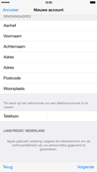 Apple iPhone 6 Plus (Model A1524) - Applicaties - Account aanmaken - Stap 24