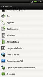 HTC One S - Logiciels - Installation de mises à jour - Étape 6