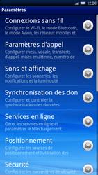 Sony Ericsson Xperia X10 - MMS - configuration manuelle - Étape 5
