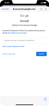 Apple iPhone XS Max - iOS 13 - E-mail - 032a. Email wizard - Gmail - Fase 7