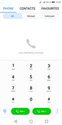 Huawei Y5 (2018) - Calling - Block international phone numbers - Step 3