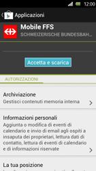 Sony Xperia U - Applicazioni - Installazione delle applicazioni - Fase 20