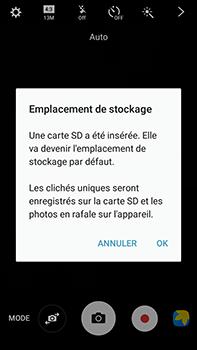 Samsung Samsung Galaxy J7 (2016) - Photos, vidéos, musique - Créer une vidéo - Étape 4