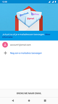 Nokia 6-1-dual-sim-android-pie - E-mail - Account instellen (POP3 zonder SMTP-verificatie) - Stap 21