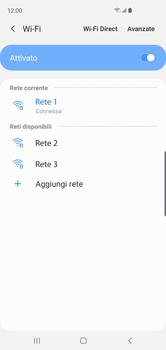 Samsung Galaxy S10 - WiFi - Configurazione WiFi - Fase 9
