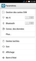 Alcatel One Touch Pop C3 - Réseau - Sélection manuelle du réseau - Étape 4