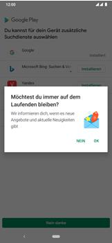 Nokia 7.2 - Apps - Einrichten des App Stores - Schritt 20