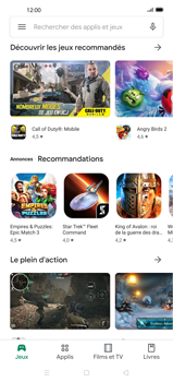 Oppo Find X2 Pro - Applications - Télécharger une application - Étape 7