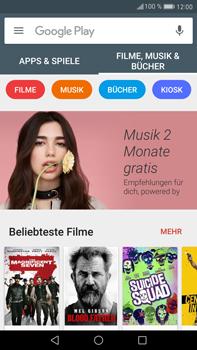 Huawei Mate 9 - Apps - Herunterladen - Schritt 4