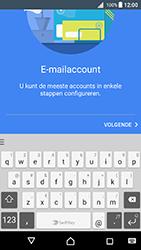 Sony Xperia X (F5121) - Android Nougat - E-mail - Account instellen (IMAP met SMTP-verificatie) - Stap 7